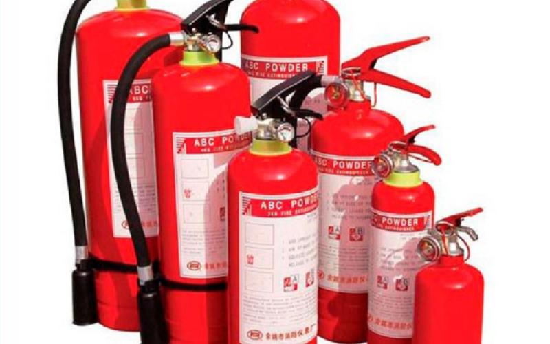 Все что вы хотели знать о порошковых огнетушителях